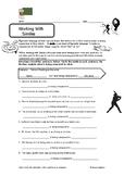 English Language Arts - Working with Similes