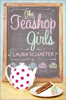English Language Arts activities for The Teashop Girls by Laura Schaefer