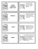 English Language Arts/S.C. ELA 6-8 Tier 3 Vocabulary Flashcards