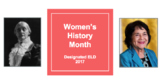 Women's History Month: English Language Development (ELD)