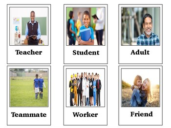 English Language Learner Roles and Responsibilities Flashcards