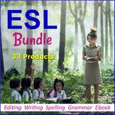 English Language Learners Worksheets