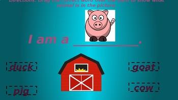 English Language Learners - Animals