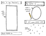 English Language Learners - My First Book