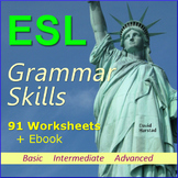 English Language Learners Worksheets - Grammar