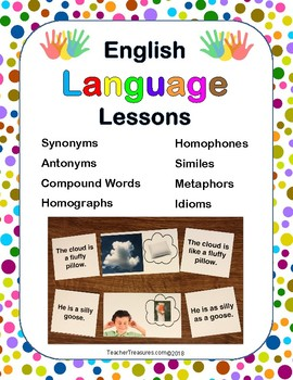 English Language Lessons