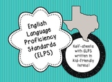 English Language Proficiency Standards (ELPS), Blue Stripe