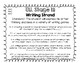 English Language Proficiency Writing Standards