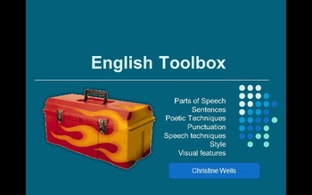 English Language Toolbox