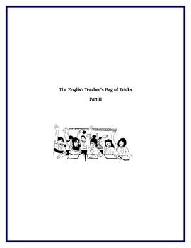 English Lessons for Any Text II