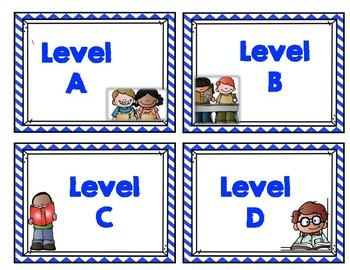 English Library Levels