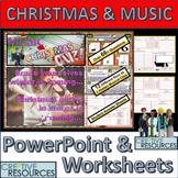 Music Christmas QuizPowerPoint Lesson 2019 #DecemberDeals