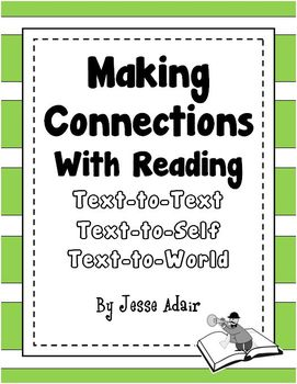 English Literacy: Making Connections with Reading Printable