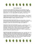 English / Literacy - Subheadings / Paragraphs (add subheadings)