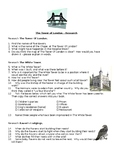 English / Literacy - The Tower of London research