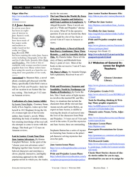 English Newsletter Winter 08