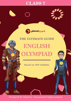 English Olympiad Workbook for Grade 7