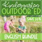 English Outdoor Education Bundle