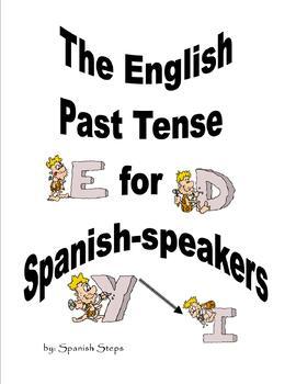 English Past Tense for Spanish-speakers