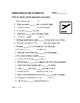 English Phrasal Verbs and Preposition Practice - 4 Worksheets! (ESL / ELL / EFL)