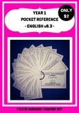 English Pocket Reference - Year 1