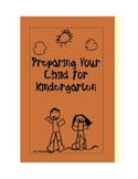 English Preparing Your Child for Kindergarten