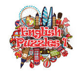 English Puzzles Vocabulary practice workbook for EFL ESL E