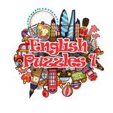 English Puzzles Vocabulary practice workbook for EFL ESL E
