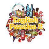 English Puzzles Vocabulary practice workbook for EFL ESL P