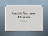 English Rapid Recall Punctuation