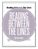 English: Reading Between The Lines Inferring Meaning