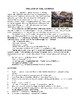 English Reading Comprehension Exercises - Volume Two, Activities and Worksheets