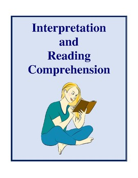 English Reading Comprehension and Interpretation, Activities and Worksheets