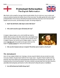 English Reformation Protestant Reformation Anglican
