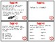 English Remediation Truth or Dare Task Card Game SOL 7th grade Middle FUN!