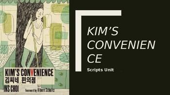English Script Unit Kim's Convenience All-In-One Lesson PowrPoint