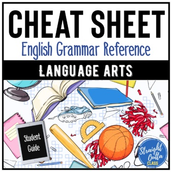 English Skills Chart