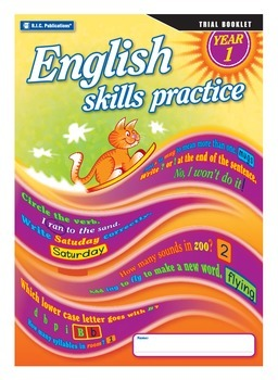English Skills Practice Year 1 - Daily Literacy Skills Practice