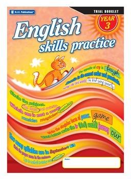 English Skills Practice Year 3 - Australian Curriculum Literacy