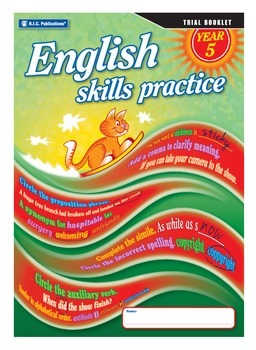 English Skills Practice Year 5 - Australian Curriculum Literacy