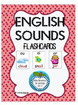 English Sound Flashcards with Pictures