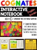 Bilingual Cognates Interactive Notebook