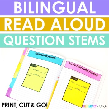 Question Stem In Spanish Worksheets Teaching Resources TpT