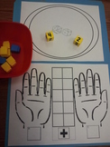 Addition / Sumas Activity Math Mat