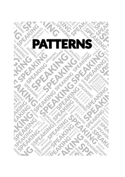 English Speaking Patterns