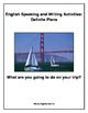 English Speaking and Writing Activities: Future Tense