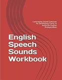English Speech Sounds Workbook with Complete Audio Files