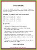 Syllable Segmentation & Awareness (English Version)