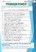 English Spelling Punctuation and Grammar Pack 11+ entrance exam/SATs UK