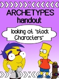 Drama / English- Stock Characters / Archetypes
